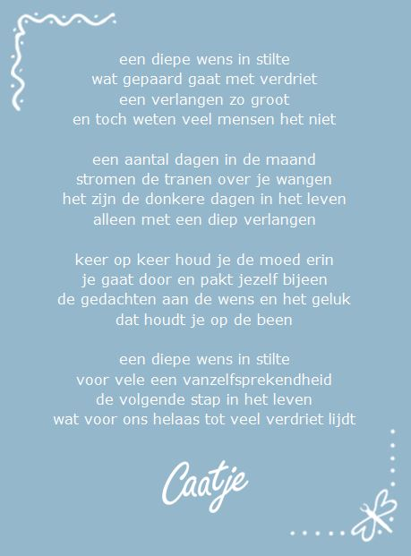 caatje raakt - coaching for you